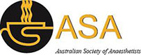 Australian Society of Anaesthetists National Scientific Congress 2016